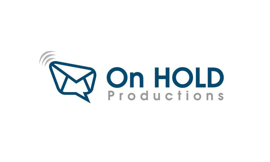#80 for Design a Logo for On Hold Productions by soniadhariwal