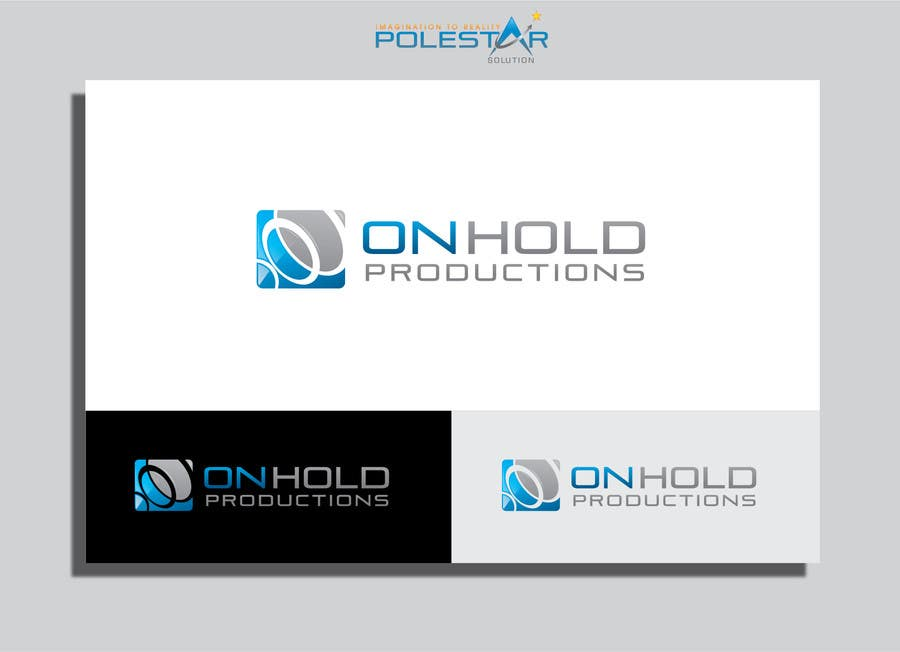 #55 for Design a Logo for On Hold Productions by Polestarsolution
