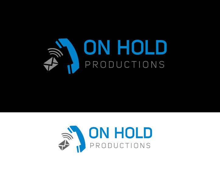 #37 for Design a Logo for On Hold Productions by mamunfaruk