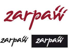 #46 for Design a Logo for Zarpaw af borisyuli