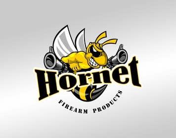 Jennynday tarafından Develop a Brand Identity for Hornet Firearm Products için no 10