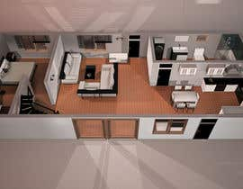 ricardor3000 tarafından Tiny House for a Family 16X32 için no 12