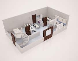 uk0342264 tarafından Tiny House for a Family 16X32 için no 9