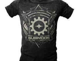 GMExodia tarafından T-Shirt Design for Subaru Performance Parts Business için no 20
