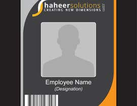 #10 for Employee Identity card design. af nikster08