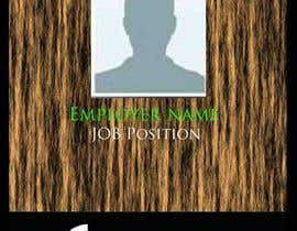 #21 for Employee Identity card design. af stylozashik