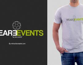 #10 for WE ARE EVENTS af mimundocreative