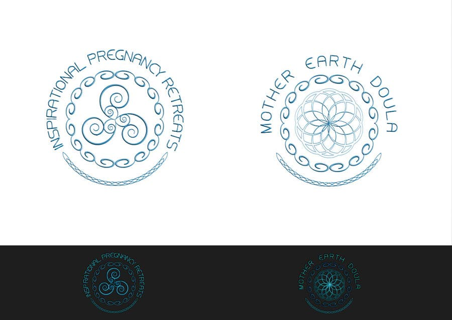 Design a Sacred Geometry Logo for a Pregnancy Retreat and for my ...