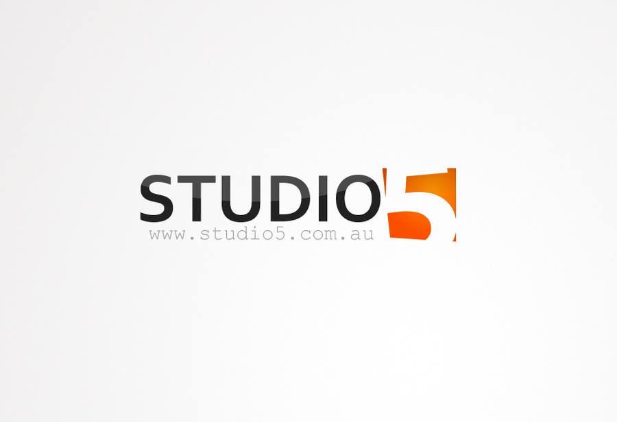 Contest Entry #93 for Logo Design for Studio 5