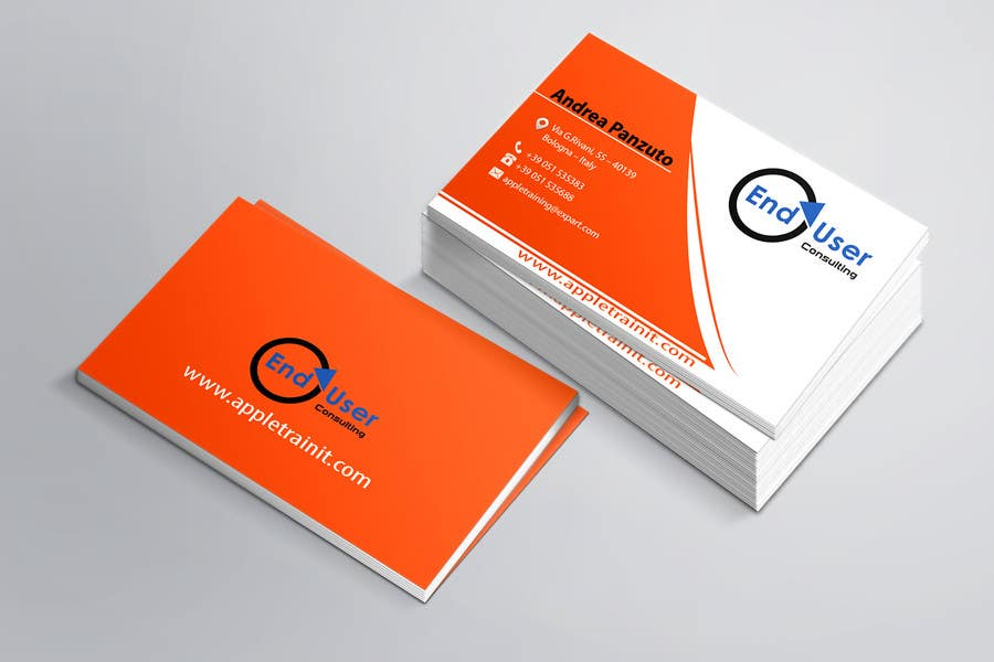 #18 for Design some Business Cards fRenewed Business Cards for software developing companyor by pixelbd