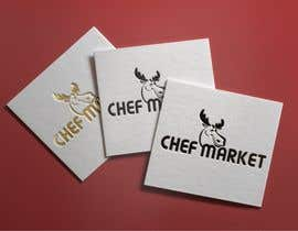 #69 for Design a logo for CHEFMARKET in Sweden by TOPSIDE