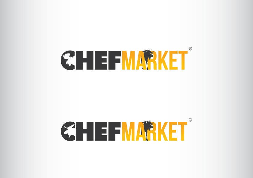Bài tham dự cuộc thi #58 cho Design a logo for CHEFMARKET in Sweden