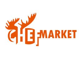 #84 for Design a logo for CHEFMARKET in Sweden by Orlowskiy