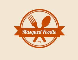 #17 para Design a Logo for Masqued Foodie por NicolasFragnito