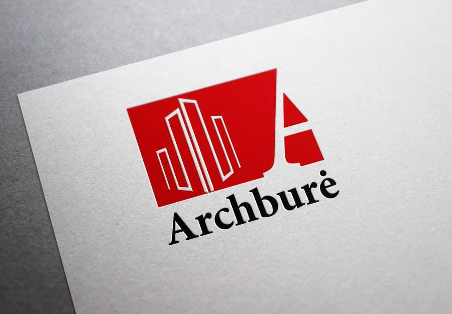 Kilpailutyö #53 kilpailussa Design a Logo for architecture company