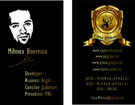 #44 for Design Business Card by auryro