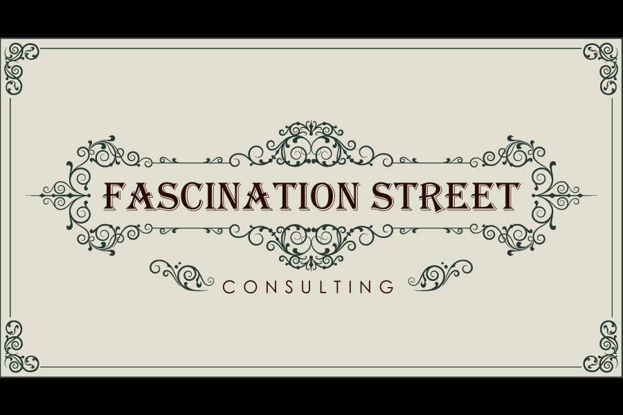 Bài tham dự cuộc thi #                                        115                                      cho                                         Logo Design for FascinationStreet.com
