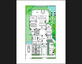 Nro 7 kilpailuun Design Concept for a two-storey House in Saudi Arabia (Floor plan, Elevations, 3D rendering) käyttäjältä dimoreno12