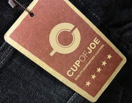 #8 untuk LABEL DESIGN FOR DENIM TROUSERS oleh suneshthakkar