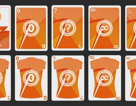 nº 70 pour I need some Graphic Design for Planning Poker Cards (AI, PSD, EPS, PDF, PNG) par LionWikki