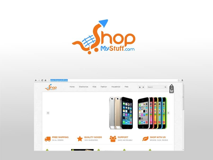 Proposition n°112 du concours Design a Logo for Our Company - ShopMyStuff.com