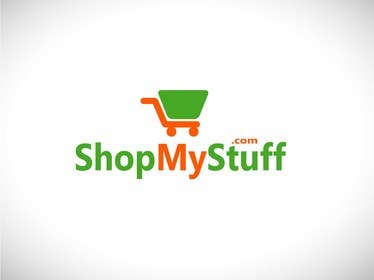 #35 untuk Design a Logo for Our Company - ShopMyStuff.com oleh tfdlemon