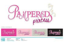 Entrada de concurso de Graphic Design #2 para Logo Design for Pampered Princess