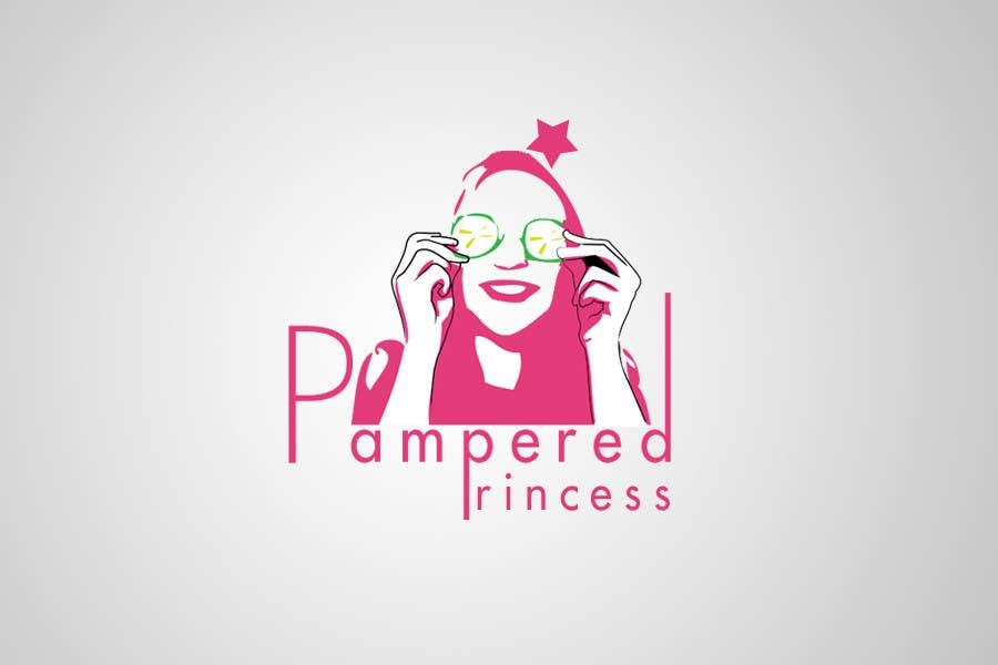 Participación en el concurso Nro.                                        96                                      para                                         Logo Design for Pampered Princess
