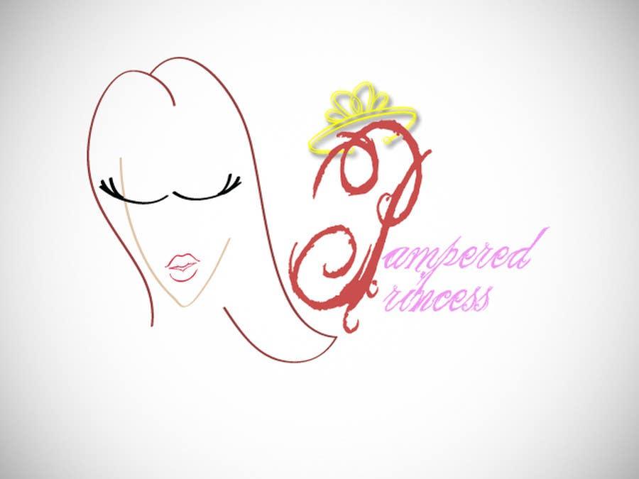 Tävlingsbidrag #104 för Logo Design for Pampered Princess