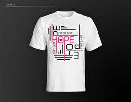 #87 for Design a T-Shirt for Cancer af BluePixell