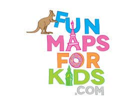 #10 for Design a Logo for FunMapsForKids.com af Ferrignoadv