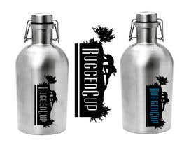 #24 for Design a Stainless Steel Growler Logo by Gothiclord