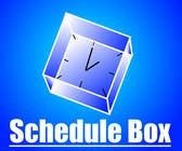 Graphic Design Конкурсная работа №38 для Graphic Design for ScheduleBox