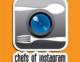 "#80 cho Design a Logo for business ""Chefs Of Instagram"" bởi popescumarian76"