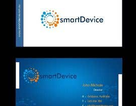 #16 para Design some Business Cards for smartDevice por mogharitesh