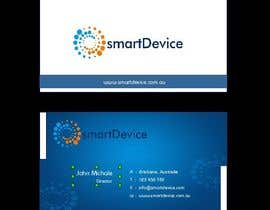 #20 para Design some Business Cards for smartDevice por mogharitesh