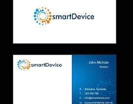 #22 para Design some Business Cards for smartDevice por mogharitesh