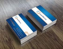 #19 para Design some Business Cards for smartDevice por bhoyax