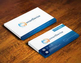 #46 para Design some Business Cards for smartDevice por pointlesspixels