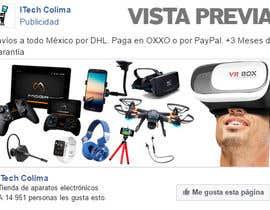 RonaldoAVF tarafından Diseñar un banner rectangular para Publicidad en Facebook için no 12