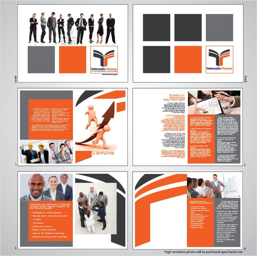 Inscrição nº                                         13                                      do Concurso para                                         Brochure Design for Finance HQ