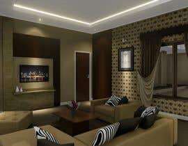 #43 for 3d Rendering Hotel suite +Hotel restaurant by zeldom