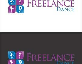 #165 para Design a Logo for Freelance Dance por abd786vw