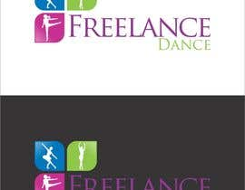 #166 para Design a Logo for Freelance Dance por abd786vw