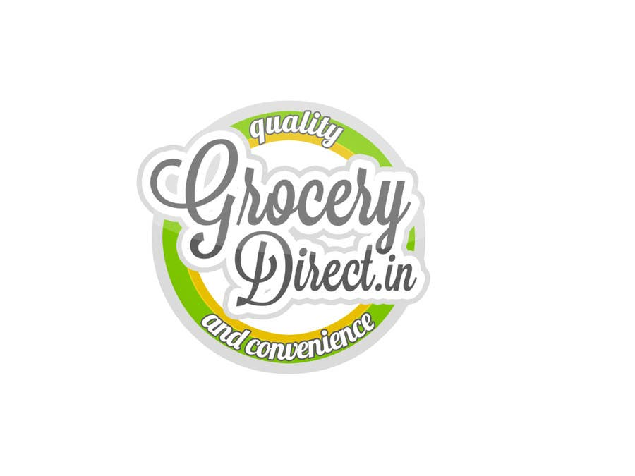 Contest Entry #                                        18                                      for                                         Design a Logo for Online Grocery Store