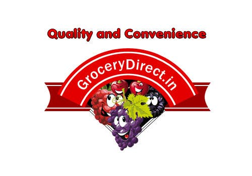 Contest Entry #                                        53                                      for                                         Design a Logo for Online Grocery Store