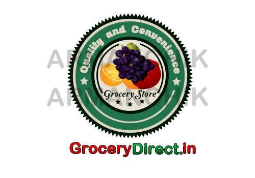 Contest Entry #                                        72                                      for                                         Design a Logo for Online Grocery Store