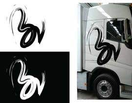 #98 for Design a Logo for a Truck Driver / Truck Cabine af jass191