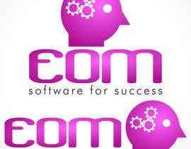 #53 para Design a Logo for EOM Software por pedromunoz7
