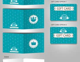 m99 tarafından Design gift card and credit card style card için no 8